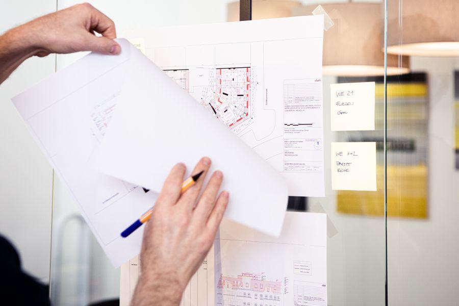 Bauplanung Ioannis Moraitis / hedera bauwert